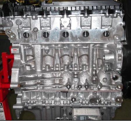 Motor reconstruido d5204t