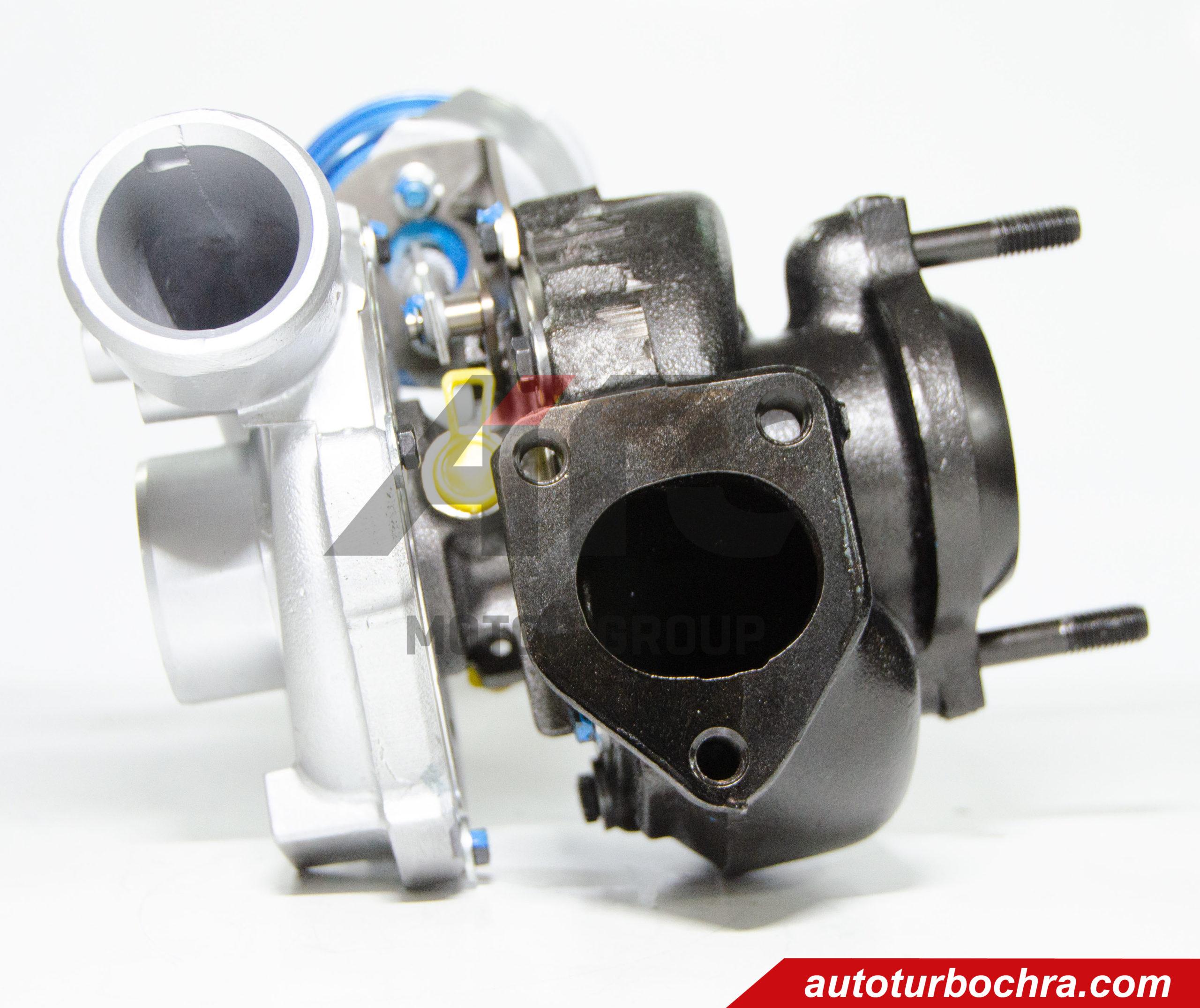 Turbo híbrido ATC-HB133 BMW 530 d (E39) /  X5 / 330 d