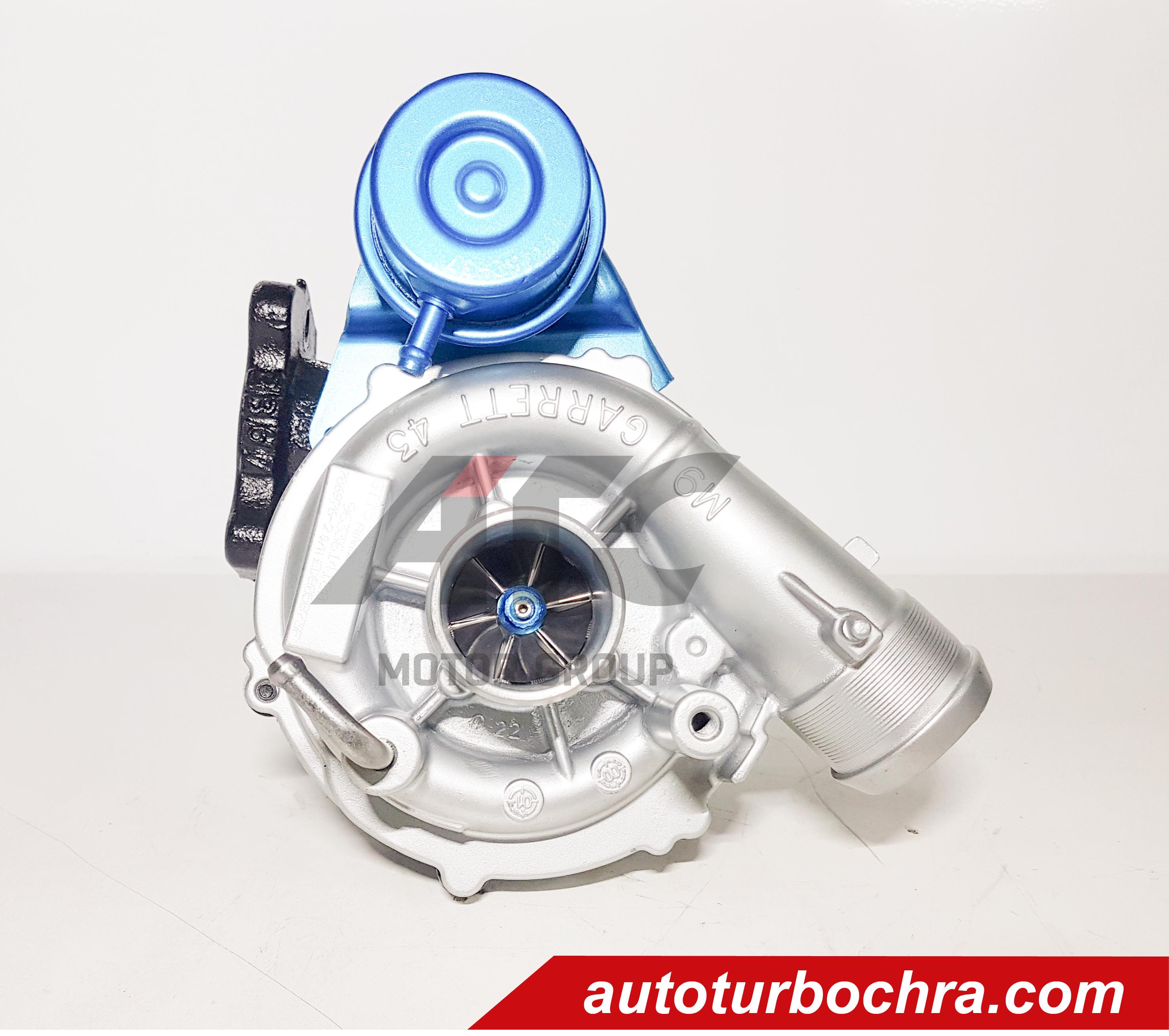 Turbo hibrido