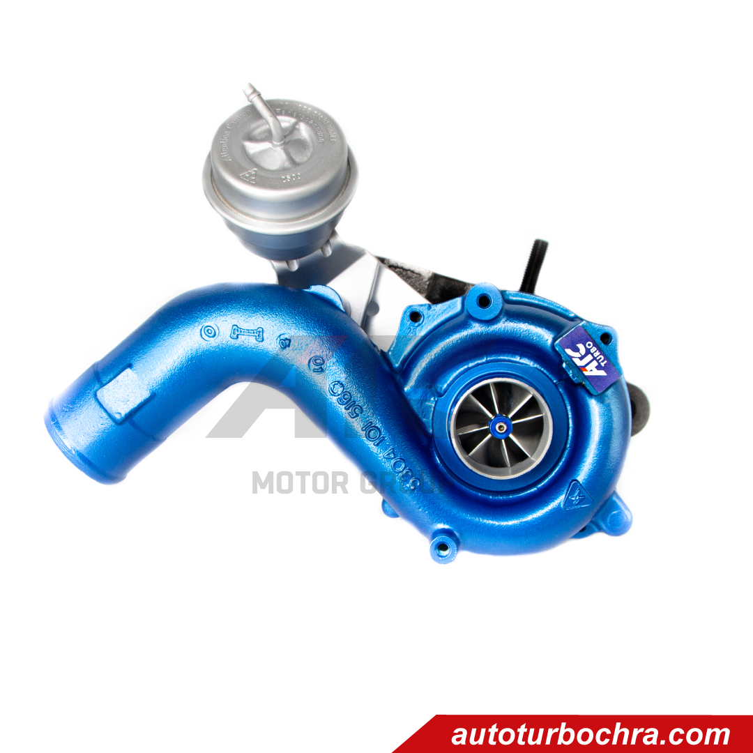 k03-53 turbo hibrido azul